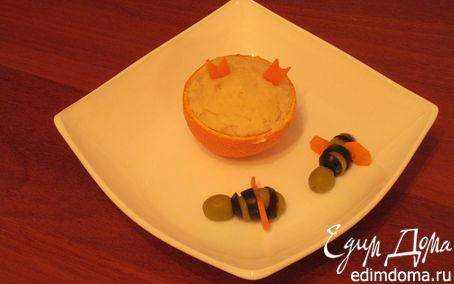 Рецепт Апельсиновый картофель