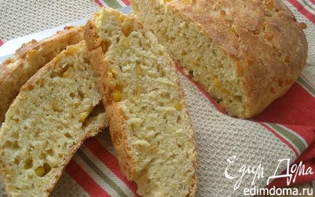 Рецепт Кукурузный хлеб с зернами