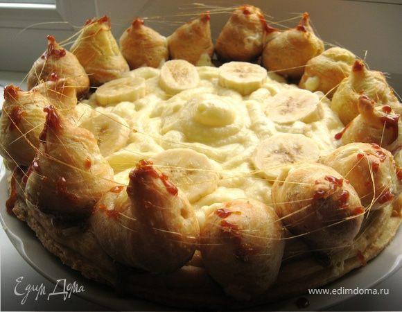 Торт Сент Оноре (Saint Honore) (утерянная история)