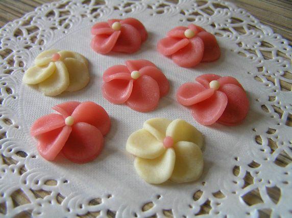 Как сделать цветы из марципана своими руками - Poujoulat.ru