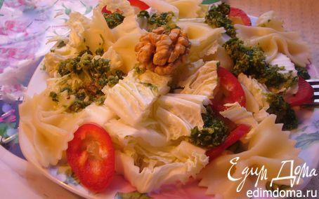 Рецепт Салат -Бантики