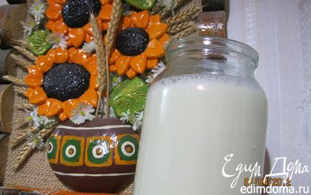 Рецепт Соевое молоко