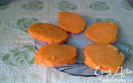 Рецепт Морковные оладьи