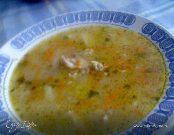 Суп из кролика (для всей семьи)