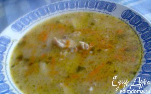 Рецепт Суп из кролика (для всей семьи)