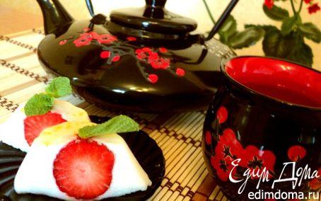 Рецепт Аваюки-кан ( снежно-пенное желе )