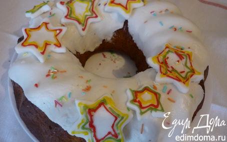Рецепт Симнель - английский пасхальный кекс