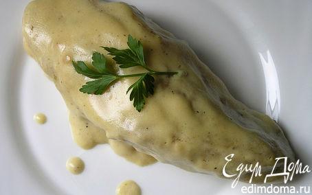 Рецепт Свинина в сливочно-горчичном соусе