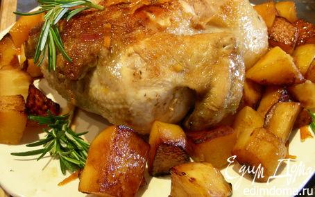 Рецепт Апельсиновая курица (утка)