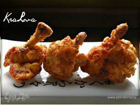 """На куриных ножках"" - Chicken Lollipops"