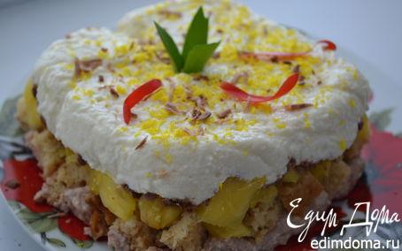 Рецепт Десерт «Весеннее вдохновение»