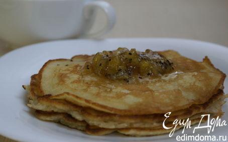 Рецепт Американские блинчики/Pancakes