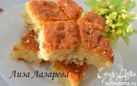 Рецепт Басбуза - кокосовая сладость