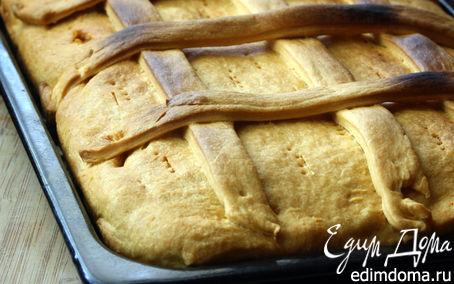 Рецепт Эмпанада с тунцом 'Empanada de atun'