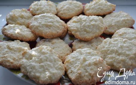 Рецепт Кокосово-миндальное печенье