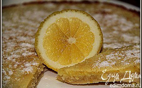 Рецепт Лимонная коврижка