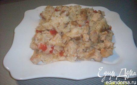 Рецепт Плов с грибами