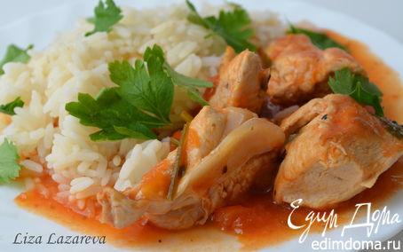 Рецепт Куриное филе в пикантном соусе
