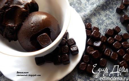 Рецепт Шоколадное сорбе