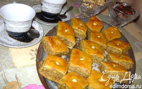 Рецепт Пахлава по-азербайджански