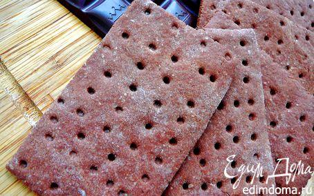 Рецепт Шоколадный крекер