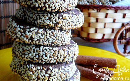 Рецепт Кофейно-шоколадное печенье