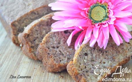 Рецепт Пряный банановый кекс