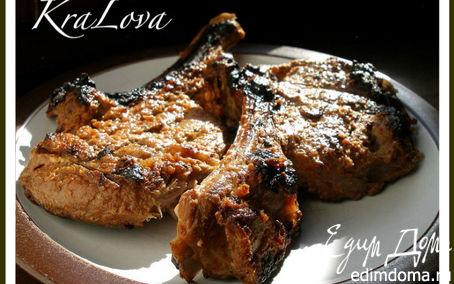 Рецепт Телячьи стейки в особом маринаде