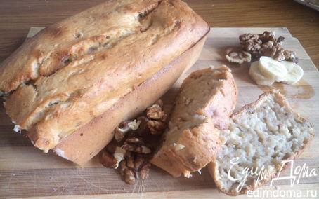 Рецепт Банановый хлеб с орехами