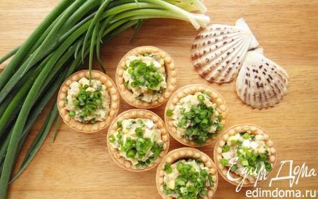 Рецепт Салат-закуска из печени трески