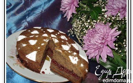 Рецепт Черемуховый пирог
