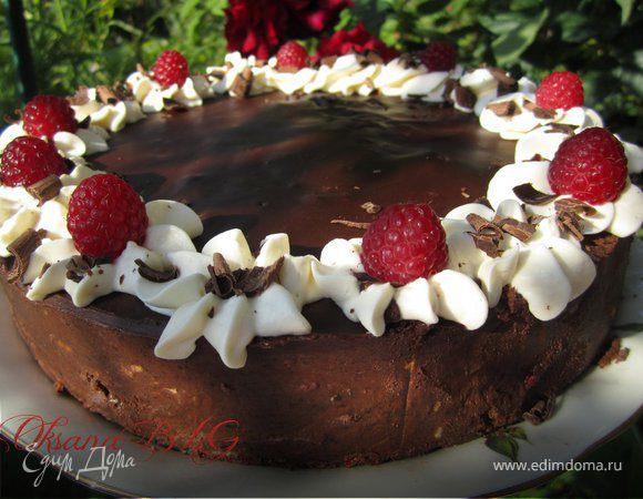 """""""Шоколадный торт"""" без выпечки"""