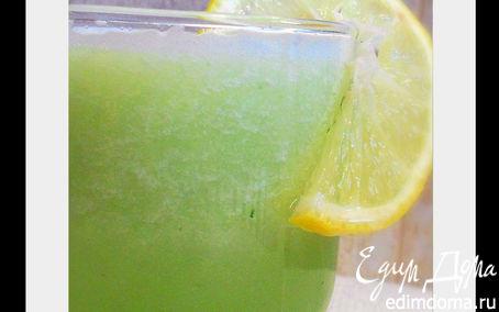 Рецепт Лимонад из огурцов