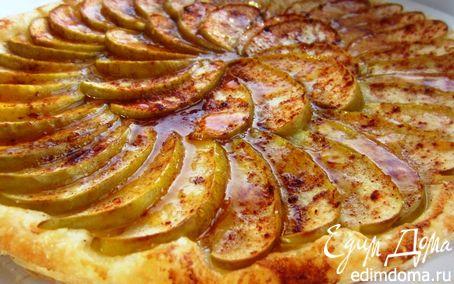 Рецепт – Яблочный пирог от Юлии Высоцкой