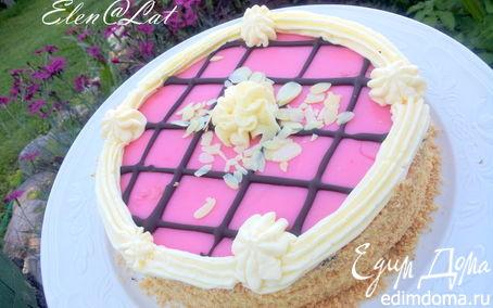 торт абрикотин по госту рецепт