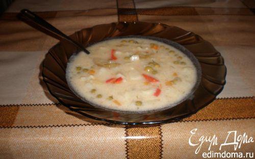 Рецепт Суп овощной пикантный