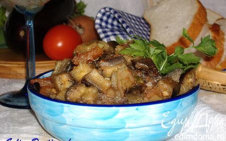 Рецепт Рататуй из Ниццы