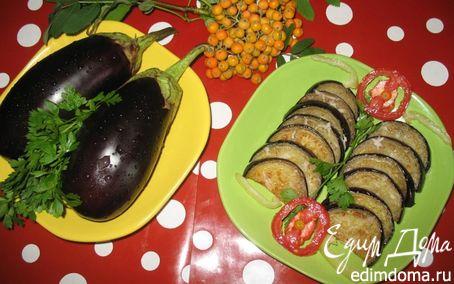 Рецепт Баклажаны, маринованные с чесноком