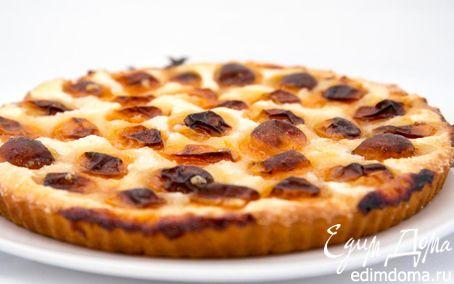 Рецепт Рисовый пирог с алычой