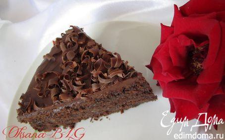Рецепт – Шоколадное кухэ