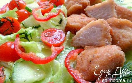 карбонат из куриной грудки рецепт с фото