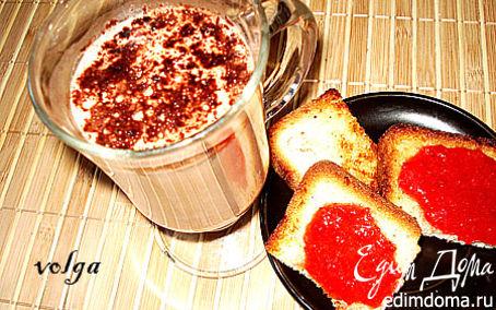 Рецепт Какао на завтрак (экспресс метод)