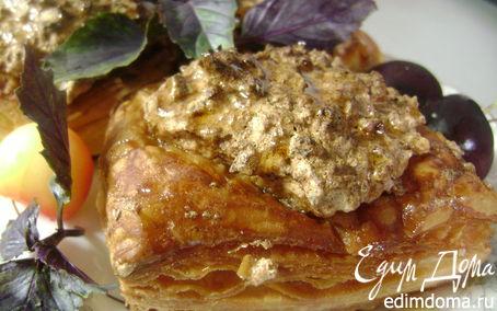 Рецепт Воздушные ореховые островки