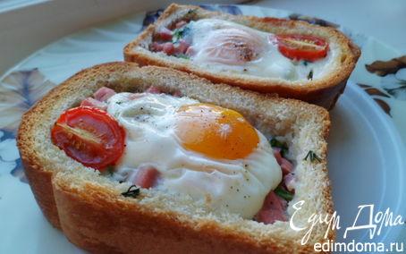 Рецепт Завтрак для настоящих мужчин