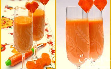 Рецепт Морковный коктейль