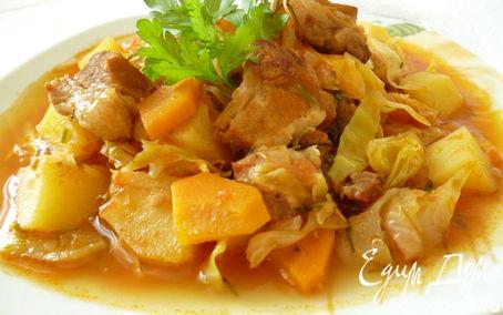 Рецепт Просто вкусное рагу