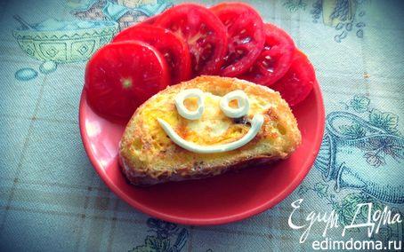 Рецепт Бутерброд с яйцом