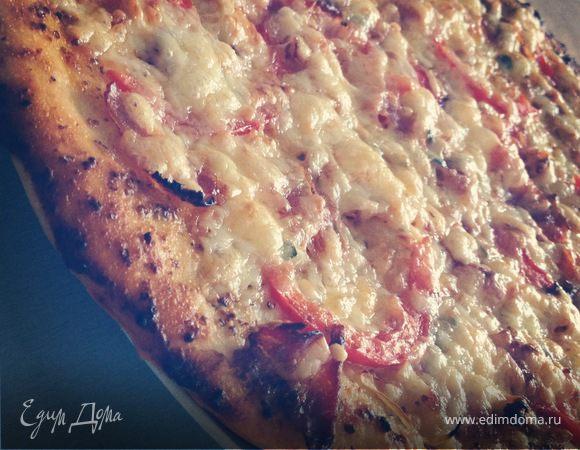 Пицца с горчичкой