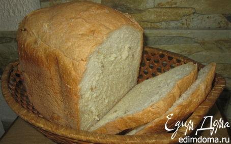 Рецепт Очень простой рецепт домашнего хлеба в хлебопечке