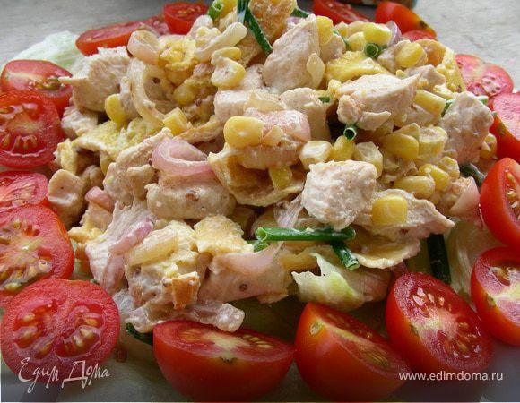 салат престиж рецепт с блинчиками